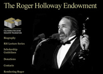 Roger Holloway Endownment Fund
