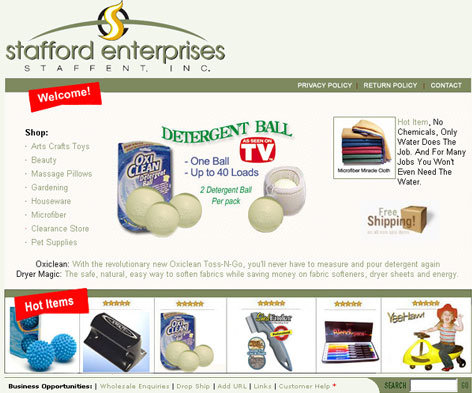 Stafford Enterprises